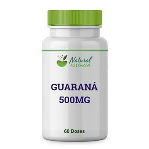 Guaraná 500Mg