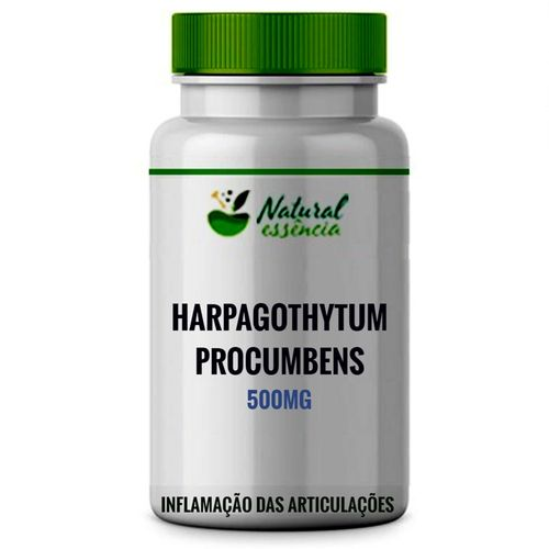 Harpagophytum Procumbens  - Garra Do Diabo 500Mg