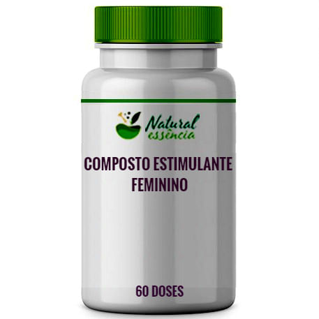 Composto Power Estimulante Feminino
