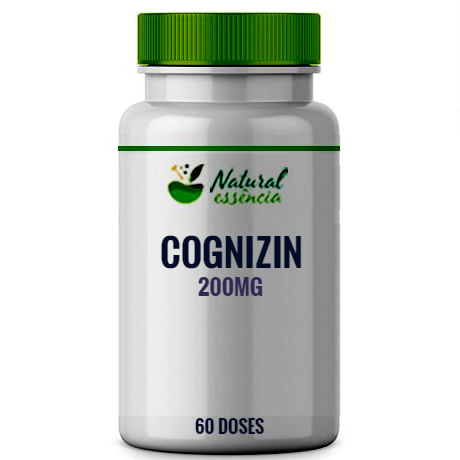 COGNIZIN 200mg 60 Doses
